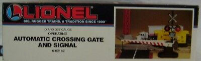 Lionel 6-62162 Automatic Crossing Gate And Signal   New