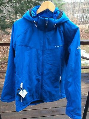 Dare2b Mens Reconcile Water Repellent Insulated Softshell Jacket