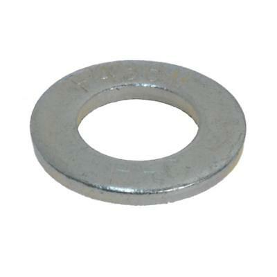 Zinc Plated M6 (6mm) x 13mm x 1.5mm Metric Sampson High Tensile Flat Washer