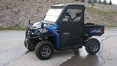2016 Polaris Ranger 900 XP, PS, TRAIL MODEL!!