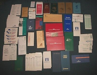 Andover Lowell MA Massachusetts Merrimack Valley vintage huge bank Banking lot