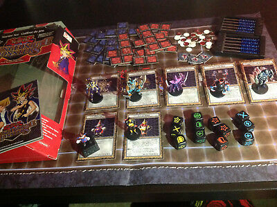 1996 Mattel - Yu-Gi-Oh! Dungeondice Monsters Starter Set - Complete with Box