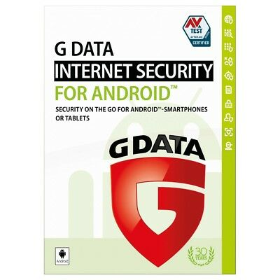 G Data Mobile Internet Security für Android ESD / 1 Jahr GDATA Mobile Security