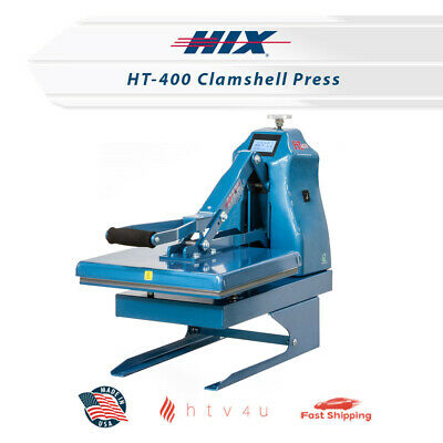 Hix HT-400 Clamshell Press