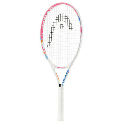 "Head Maria 21"" Junior Series Tennis Racquet Jr Racket Girls Age 4-6 w/ Cover"