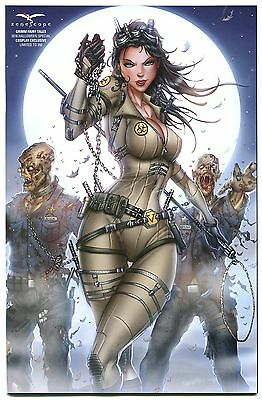 Grimm Fairy Tales 2016 Halloween Special NYCC ComicCon Exclusive Variant Cover E