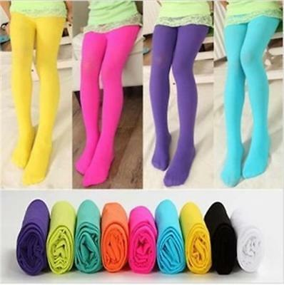 NEW Ladies Bright Over The Knee Thigh High Women Stretch Girls Socks One Size UK