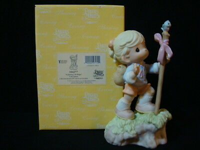 Precious Moments-BREAST CANCER-A Journey Of Hope-2004 Limited Edition