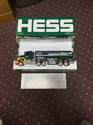 "Hess 2014 50th Anniversary Limited-Collectors Edition Truck ""Sold Out"""