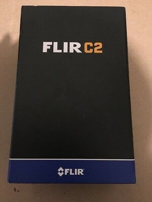 New FLIR C2 Compact Thermal Imaging Systems Water / Damage Device A1