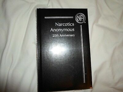 Narcotics Anonymous 20th anniversary Basic Text New in Wrapper