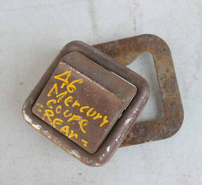 1946 1947 1948 Mercury Coupe Rear Ashtray