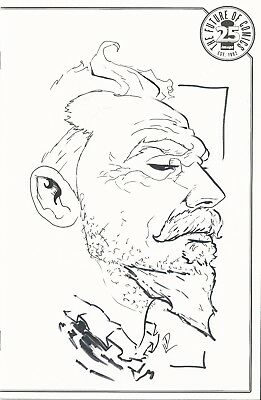 Regression #1 - Image Blind Box- ORIGINAL ART SKETCH COVER by Danny Luckert