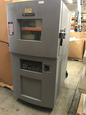 Test Equity 1007C Temperature Chamber, -75C to +175C  WORKING EXCELLENT