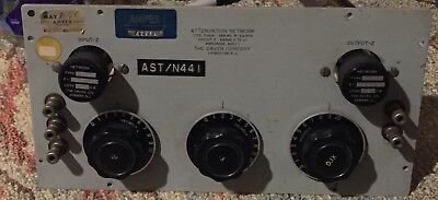 Vintage Ampex The Daven Company N. J.  Attenuation Network Type T-693