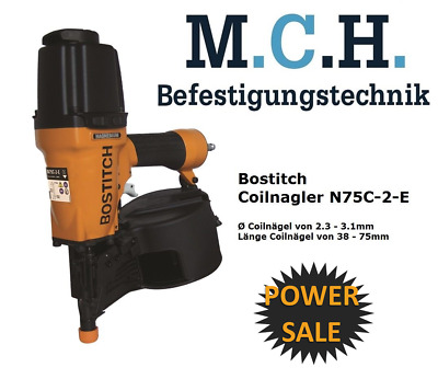 Bostitch Coilnagler N75C-2-E
