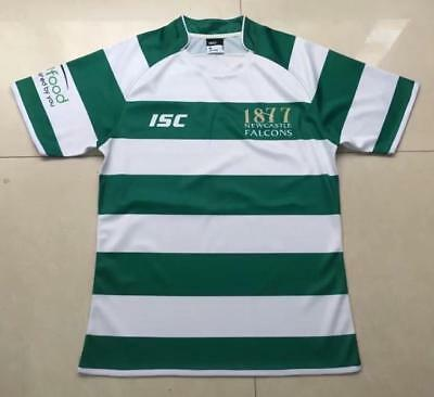 Newcastle Falcon 2017-18 Rugby JERSEY