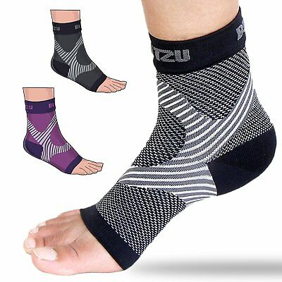 Plantar Fasciitis Socks with Arch Support BEST 24/7 Foot Care Compression Sleeve