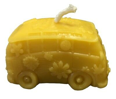Camper Van  Silicone Candle Mould, Mold, Make 1000 Candles, Inc wick,Made in UK