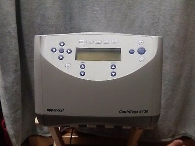 Eppendorf 5430 Microcentrifuge with Keypad and New Rotor