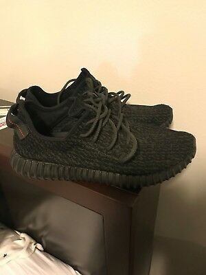 8d051b4cf ADIDAS YEEZY BOOST 350 pirate black size 11 -  750.00