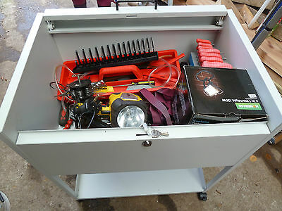 Tool Trolley With Tools,