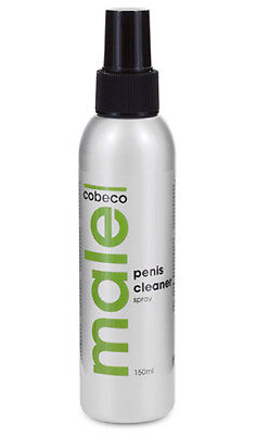 MALE COBECO PENIS CLEANER 150ml Lotion Spanish Fly Cream Delay Super Sex Spray ☆