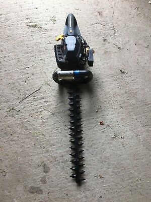 Used Petrol Hedge Trimmer Pro 24CE Spares Repairs