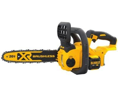 DEWALT DCCS620B 20V Max Compact Cordless Brushless Chainsaw Kit, (Tool-Only) NEW