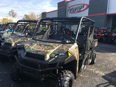 2018 Polaris Ranger Crew XP 900 EPS