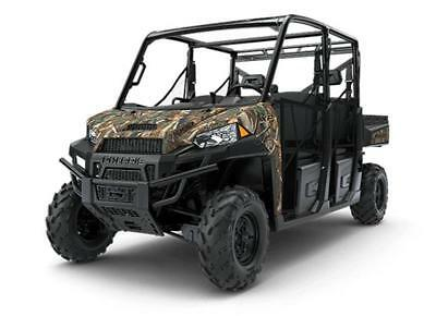 2018 Polaris Ranger Crew XP 1000 EPS