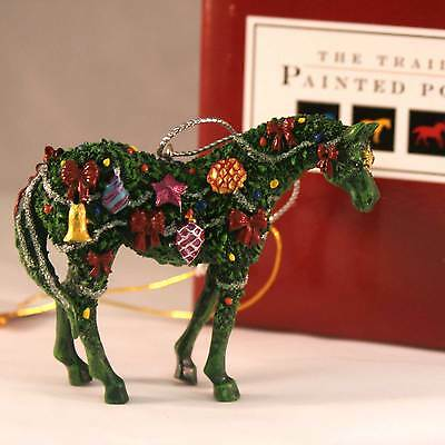 2005 Trail of the Painted Ponies Deck The Halls Ornament Retired  #12326