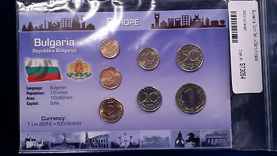 UNCIRCULATED Turkey Coin Set and Certificate