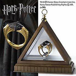 Anillo Harry Potter. Lord Voldemort, Horrocrux