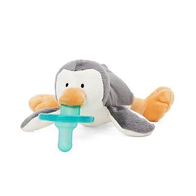 NEW | Wubbanub Penguin Infant Baby Soothie Pacifier Binky | FREE SHIPPING