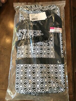 THIRTYONE Thirty One 31 Gifts LARGE UTILITY TOTE Brand New  Navy Perfect Pendant