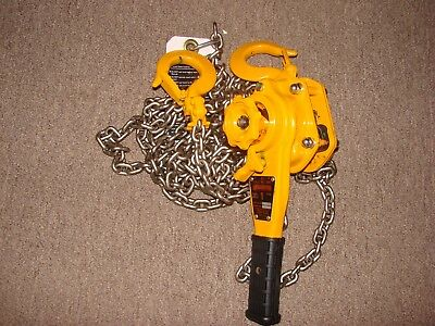 Harrington 1 Ton Chain Hoist LB010