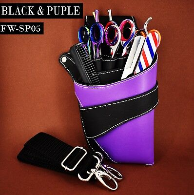 Hairdressing Scissors Tool Belt Scissor Holder Holster / Belt Shears Pouch Bag