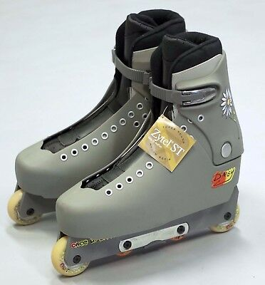 1997 OUT Daisy inline skates -size 10 UK- Senate, Mindgame, Razors, Salomon,Valo