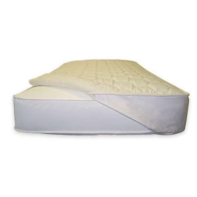 Naturepedic Organic Cotton Quilted Twin Topper
