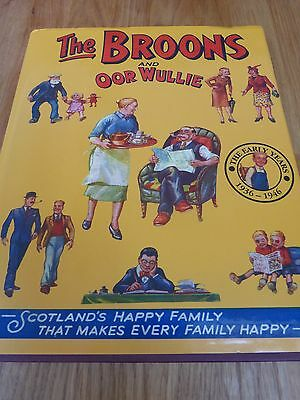 THE BROONS and OOR WULLIE THE EARLY YEARS 1936-1946 PUBLISHED 2006