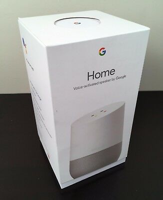 Google Home Voice Activated Speaker - Google Personal Assistant    #2861