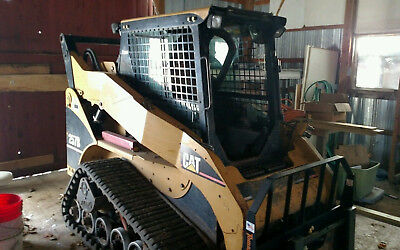 2006 Cat 257B Skid Steer Loader