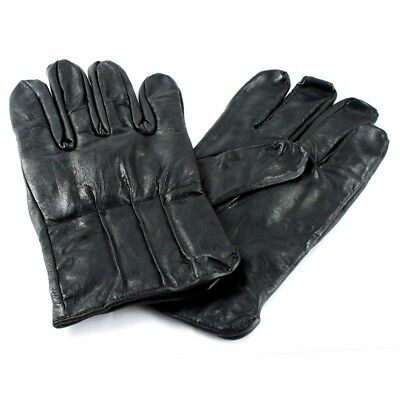 Full Finger Leather Urban Defender Tactical Glove Law Enforcement  XL 8oz Weight