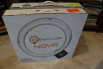 "Diva Ring Light Nova 18"" Ring Light"