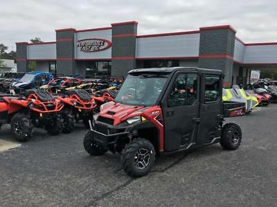 2018 Polaris Ranger Crew XP 1000 EPS Norths