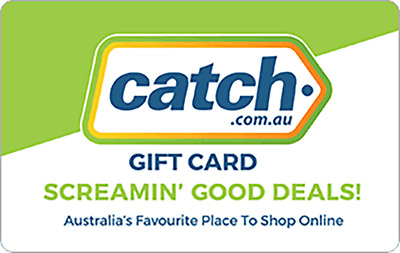 Catch.com Gift Card $20 $50 & $100 - Email Delivery
