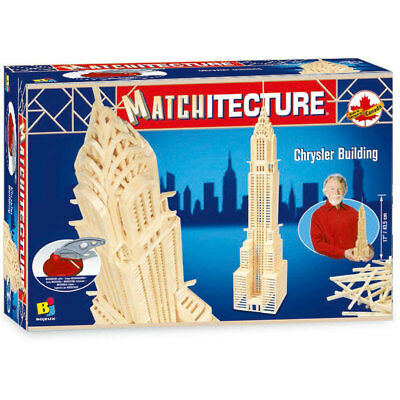 Matchitecture: Chrysler Building