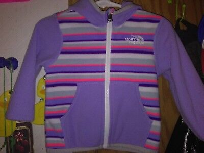 north face baby fleece jacket 6/12 months