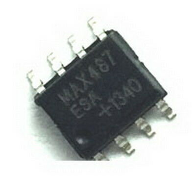 100pcs MAX487EESA MAX487E 487 SOP-8 low-power transceivers for RS-485 RS-422